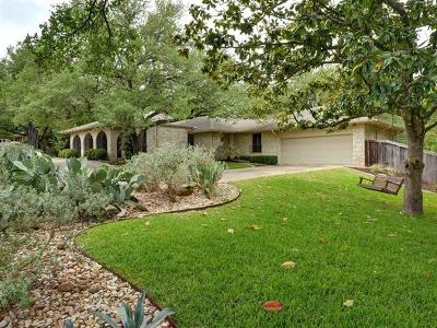 Travis County, Williamson County Single Family Home For Sale: 7508 Parkview Cir