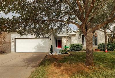 Cedar Park Single Family Home Pending - Taking Backups: 1401 Royce Ln
