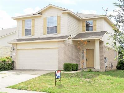 Pflugerville Single Family Home For Sale: 1424 Lady Grey Ave