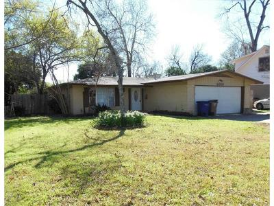 Austin Single Family Home Pending - Taking Backups: 3013 W Terrace Dr