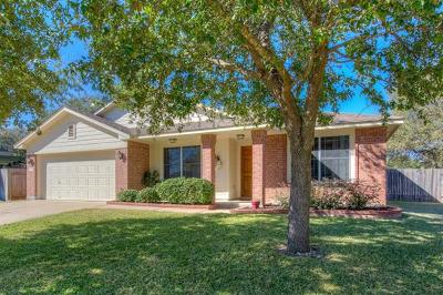 Leander Single Family Home For Sale: 809 La Crema Ct