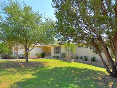 Lago Vista Single Family Home For Sale: 20501 Greeley Cv