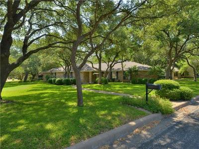 Single Family Home For Sale: 11203 Spicewood Club Dr