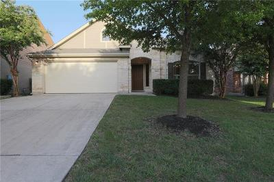 Pflugerville Single Family Home Pending - Taking Backups: 3000 Grand Mission Way