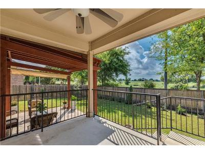 Round Rock Single Family Home For Sale: 3580 Rosalina Loop