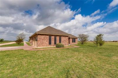 Hutto Single Family Home For Sale: 1340 County Road 134