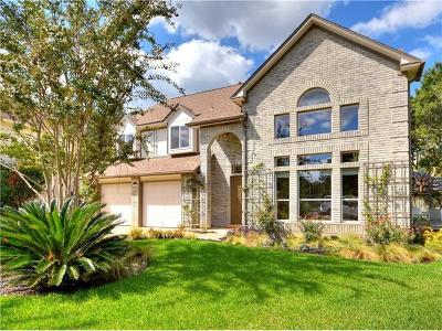 Round Rock Single Family Home For Sale: 1900 Spring Hollow Path