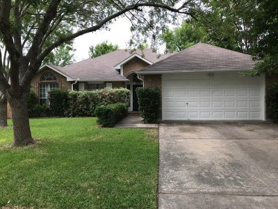 Round Rock Rental For Rent: 2315 Sycamore Trl
