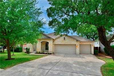 Cedar Park TX Single Family Home For Sale: $349,900