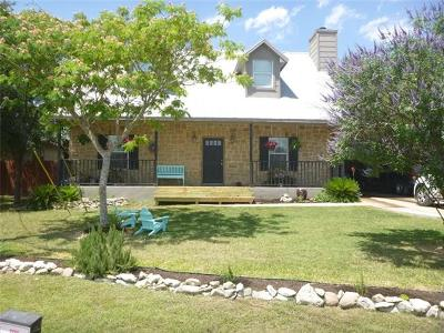 Dripping Springs Single Family Home Active Contingent: 10041 Janet Loop