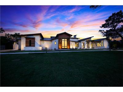 Single Family Home For Sale: 116 Sendero Rdg