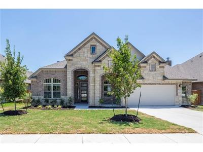 Pflugerville Single Family Home For Sale: 20029 Moorlynch Ave