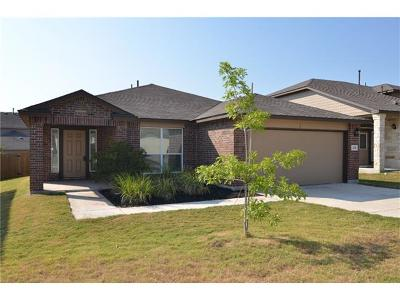 San Marcos Single Family Home For Sale: 218 Linden Ln