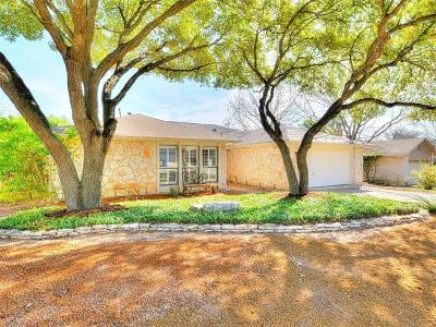 Travis County Single Family Home Pending - Taking Backups: 1507 Barn Swallow Dr