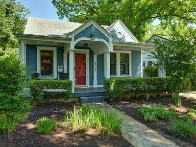 Single Family Home For Sale: 4213 Ramsey Ave