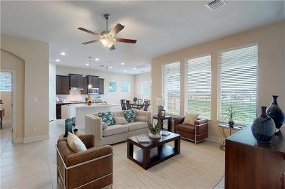 Buda Single Family Home For Sale: 207 Rough Leaf Dr