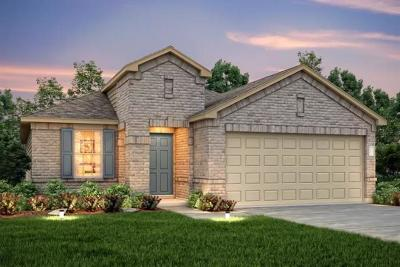 Georgetown Single Family Home For Sale: 2008 Cliffbrake Way