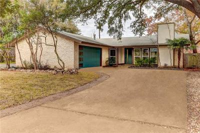 Austin Single Family Home For Sale: 3308 Whiteway Dr