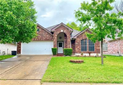 Austin Single Family Home For Sale: 1110 Hatteras Dr
