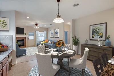 Buda Single Family Home For Sale: 1024 Heep Run
