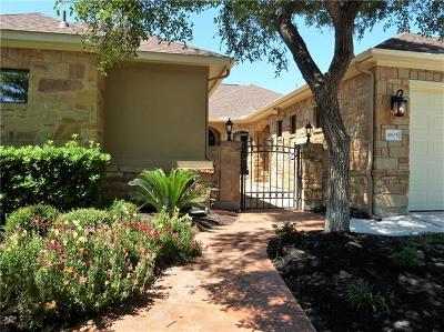 Georgetown Single Family Home For Sale: 4805 Big Bend Trl