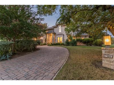 Horseshoe Bay Single Family Home For Sale: 705 Pecan Crossing Dr