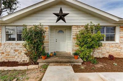 Dripping Springs Single Family Home Pending - Taking Backups: 2051 Harmon Hills Rd