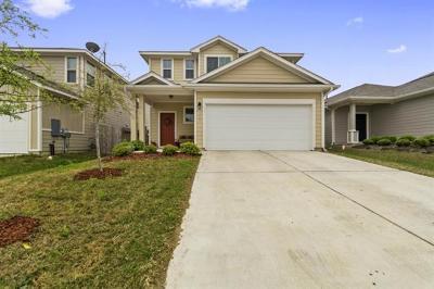 Buda Single Family Home For Sale: 205 Pearl Way
