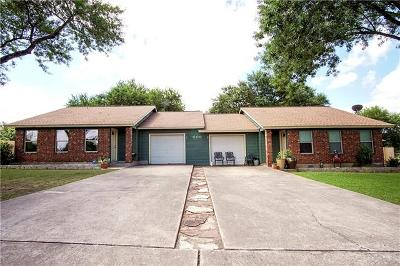 Multi Family Home For Sale: 609 Turley Dr