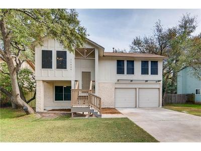Single Family Home For Sale: 11505 Sweetwater Trl