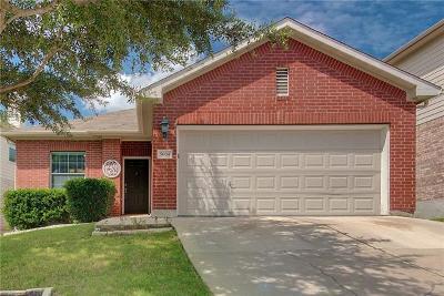 Austin Single Family Home Pending - Taking Backups: 5604 Kleberg Trl