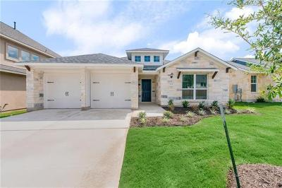Leander Single Family Home For Sale: 1332 Low Branch Ln