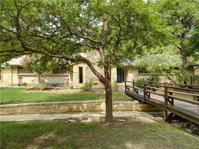 San Marcos Single Family Home Pending - Taking Backups: 6 Tanglewood St