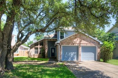Hays County, Travis County, Williamson County Single Family Home For Sale: 15902 De Peer Ave