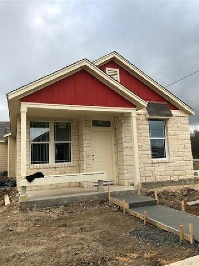 Kyle Single Family Home For Sale: 1404 Nevarez