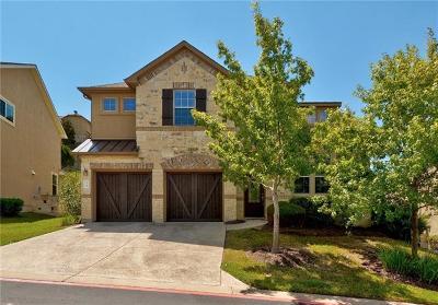 Austin, Lakeway Condo/Townhouse For Sale: 15 Green Terrace Cv