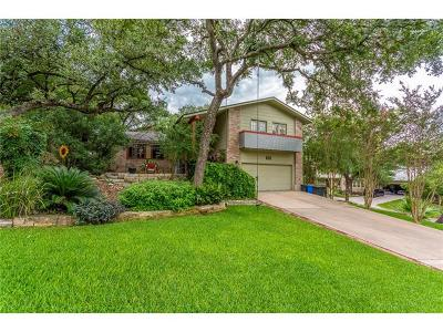 Austin Single Family Home Pending - Taking Backups: 4717 Timberline Dr