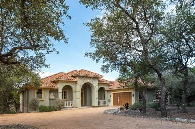 Wimberley Single Family Home For Sale: 817 Woodcreek Ranch Rd