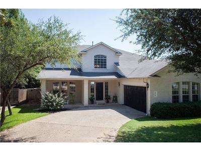 Cedar Park Single Family Home For Sale: 2214 Wheaton Trl