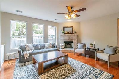 Cedar Park Single Family Home Pending - Taking Backups: 2302 Kristen Ln