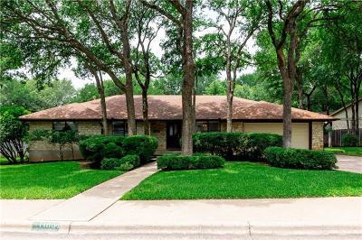 Travis County, Williamson County Single Family Home For Sale: 11004 Spear Oak Cv