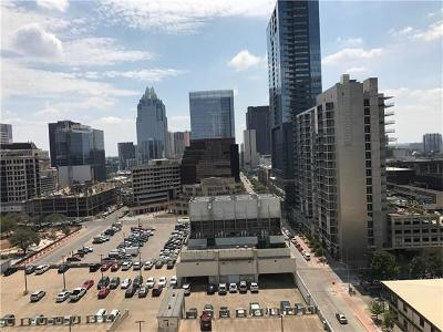 Condo/Townhouse Pending - Taking Backups: 360 Nueces St #1403