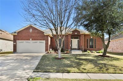 Pflugerville Single Family Home Pending - Taking Backups: 602 Ambrose Dr