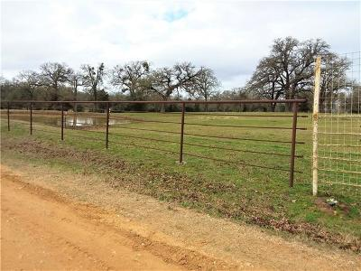 Rockdale TX Residential Lots & Land For Sale: $162,500