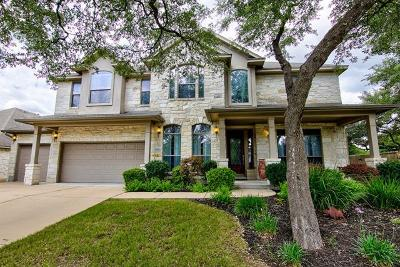 Travis County Single Family Home Pending - Taking Backups: 7929 Via Verde Dr