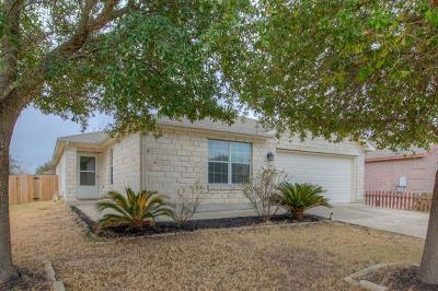 Leander Single Family Home For Sale: 707 Estancia Way