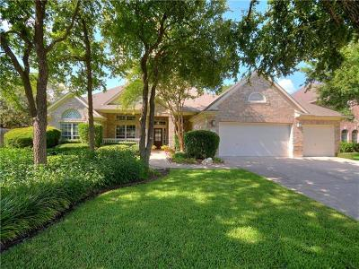 Round Rock Single Family Home Pending - Taking Backups: 2802 Chatelle Dr