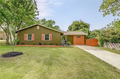 Travis County, Williamson County Single Family Home For Sale: 4906 Eastdale Dr