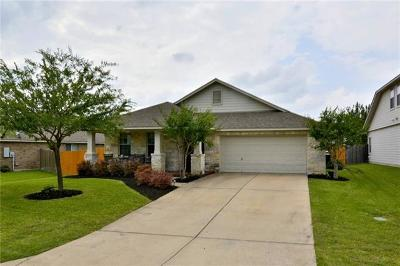 Georgetown Single Family Home For Sale: 7717 Squirrel Hollow Dr