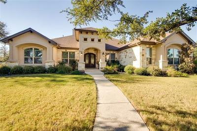 Salado Single Family Home For Sale: 3084 Rolling Meadow Dr
